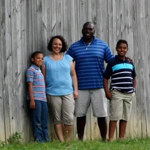 Barn Walker Family 2015